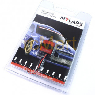 Mylaps MYLAPS RC4 Hybrid Direct Powered Transponder w/ 2 Wires