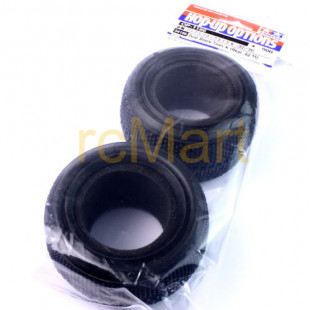 Tamiya Dual Block Tires K (Rear 62/35)