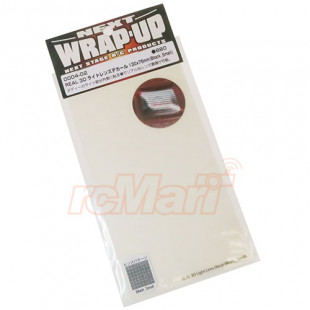 Wrap Up Next REAL 3D Light Lens Decal 130x75mm Block Small