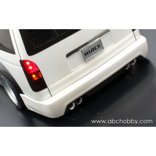 ABC Hobby Over Fender & Aero part set For TOYOTA HIACE