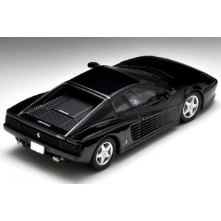 Takara Tomy TOMYTEC Tomica Limited 1/64 Vintage NEO LV-NEO Ferrari 512TR Black Diecast Scale Model Car