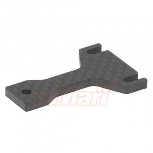 HB Racing D418 Carbon Fiber Rear Chassis Stiffener