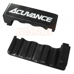 Acuvance (KEYENCE) Wire Holder 2 pcs Black For 14 Gauge