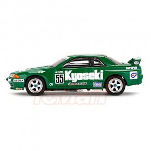 Mini GT 1/64 Nissan Skyline GTR R32 Gr. A #55 Kyoseki RHD Diecast Scale Model Car