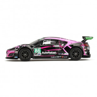 Mini GT 1/64 Acura NSX GT3 EVO #86 2019 IMSA Watkins Glen Class Winner LHD Diecast Scale Model Car