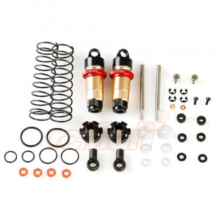 LC Racing LC10B5 Aluminum Rear Shock Complete Set