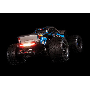 Traxxas 1/10 Maxx 4S 4WD VXL-4S Brushless 4x4 Monster Offroad RC Truck RTR Red w/ TSM TQi Radio
