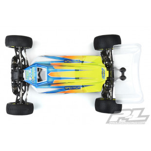 Pro-Line Axis Light Weight Clear Body Set For TLR 22X-4