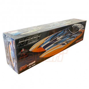 Traxxas DCB M41 Widebody 40inch Catamaran High Performance 6S Race Boat RTR GreenX Version w/ TSM TQi 2.4GHz