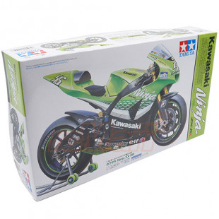 Tamiya 1/12 Scale Motorcycle Series Kawasaki Ninja ZX-RR Scale Model Kit