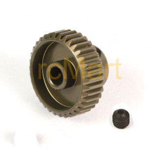 Yeah Racing Aluminum 7075 Hard Coated Motor Gear/Pinions 64P 41T