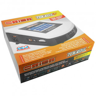 Team Orion Advantage Touch Duo V-Max AC/DC 2x100W Charger UK plug