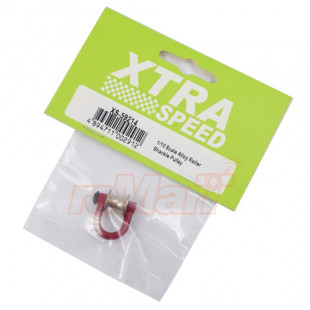Xtra Speed 1/10 Scale Alloy Roller Shackle Pulley