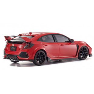 Kyosho A.S.C. Honda CIVIC Type R Red Painted Body For Mini-Z MA03F-FWD