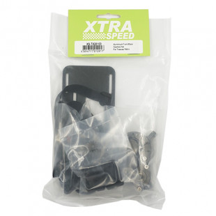 Xtra Speed Aluminium Front Motor Gearbox Set For Traxxas TRX-4
