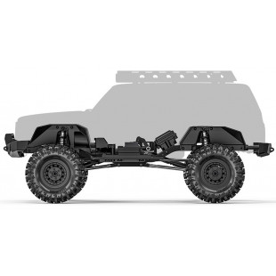 Gmade GS02F Buffalo 1/10 TS Crawler Car Kit
