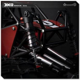 Gmade XD Aeration Shock 103mm 2pcs For 1/8 1/10 Crawler