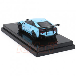 Paragon PARA64 1/64 LB Liberty Walk BMW i8 Peppermint Green LHD Diecast Scale Model Car
