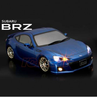 ABC Hobby SUBARU BRZ 190mm Body Set For 1/10 RC Touring Drift