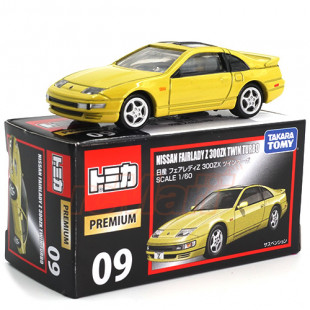 Takara Tomy TD Tomica Premium No.09 1/60 Nissan Fairlady Z Scale Model Car