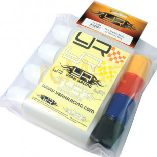 Yeah Racing Tyre Traction Bottle (4 Colours) 4pcs