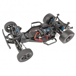 Team Associated DR10 RTR Brushless Drag Race Car Green Version w/ 2.4GHz Radio & DVC