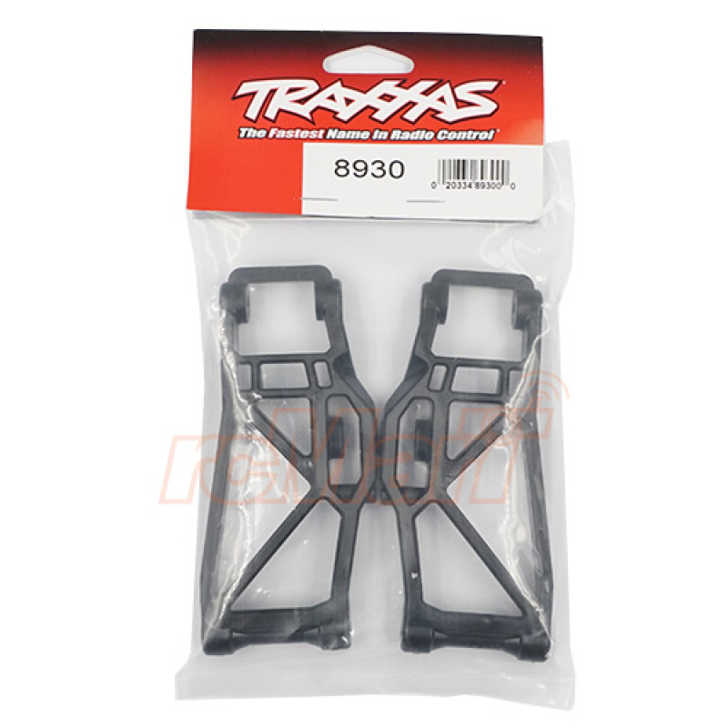 Traxxas 8930A Suspension arm lower,white left//right front//rear NEW TRA8930a TRA1