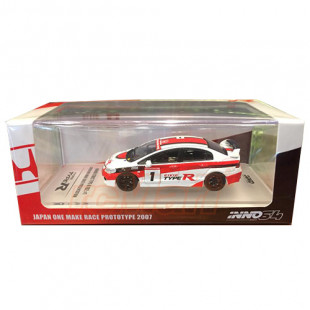 Inno64 1/64 Honda CIVIC Type-R FD2 Japan One Make Race