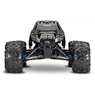 Traxxas Summit RTR 4WD EP Monster Truck Purple Edition w/ TQi 2.4GHz No Battery and Charger