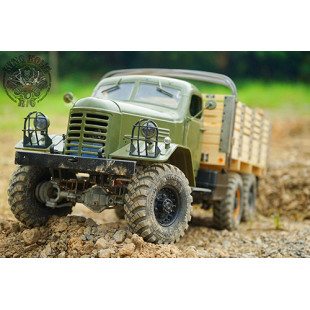 King Kong RC 1/12 Scale CA30 ZIS-151 6X6 Tractor Truck Kit