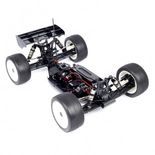 HB Racing E8T EVO3 1/8 Competition Electric Truggy Kit EP