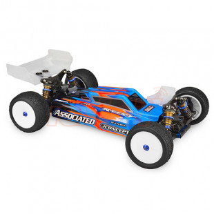 Jconcepts JConcepts F2 Clear Body w/ Aero Wing For Team Associated B64 B64D
