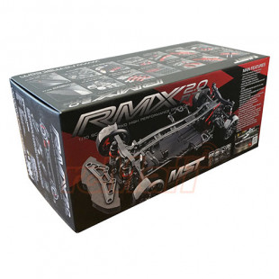 MST RMX 2.0 E92 Grey Pre-Painted Body Brushless 1/10 RWD RTR Drift Car