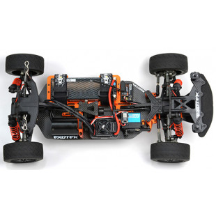 Exotek Racing WR8 Speed Chassis Conversion For HPI WR8 Flux