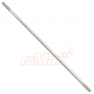 Tamiya 3x117mm Threaded Shaft Silver For DF03 High Lift Bruiser