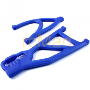RPM Left/ Right Rear Suspension A arms Blue for Traxxas Revo